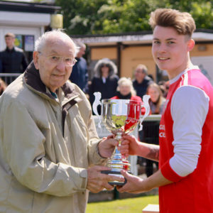 Junior A Cup Final