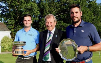 Shanklin's Sundborg secures four season Solent Slam with Mike Smith Memorial win