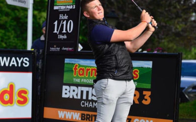 Mulcahy makes monster putt to claim junior title