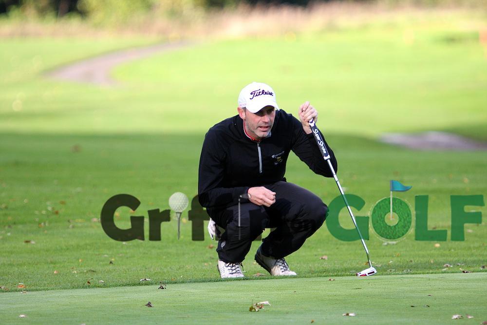 Army Golf Club Sevens captain James West