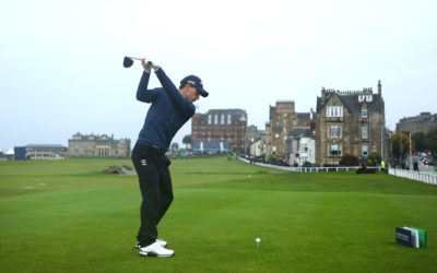 Jordan and Rose's Dunhill Links are sharing amateur victories at St Andrews