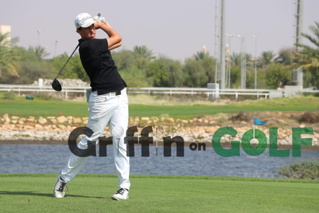England junior Josh Hill, who is based in Dubai