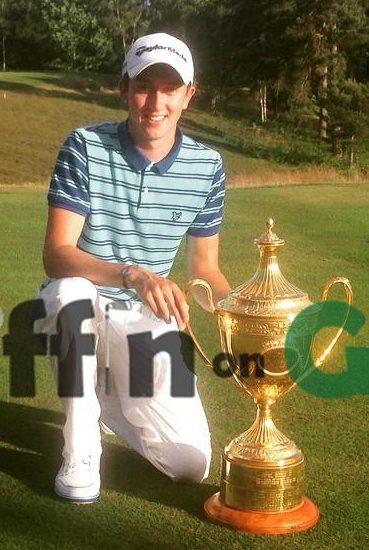 2015 Berkshire Trophy winner Billy McKenzie