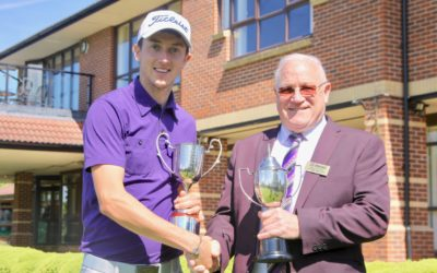 McKenzie heads to European Tour Qualifying School with back-to-back wins under his belt