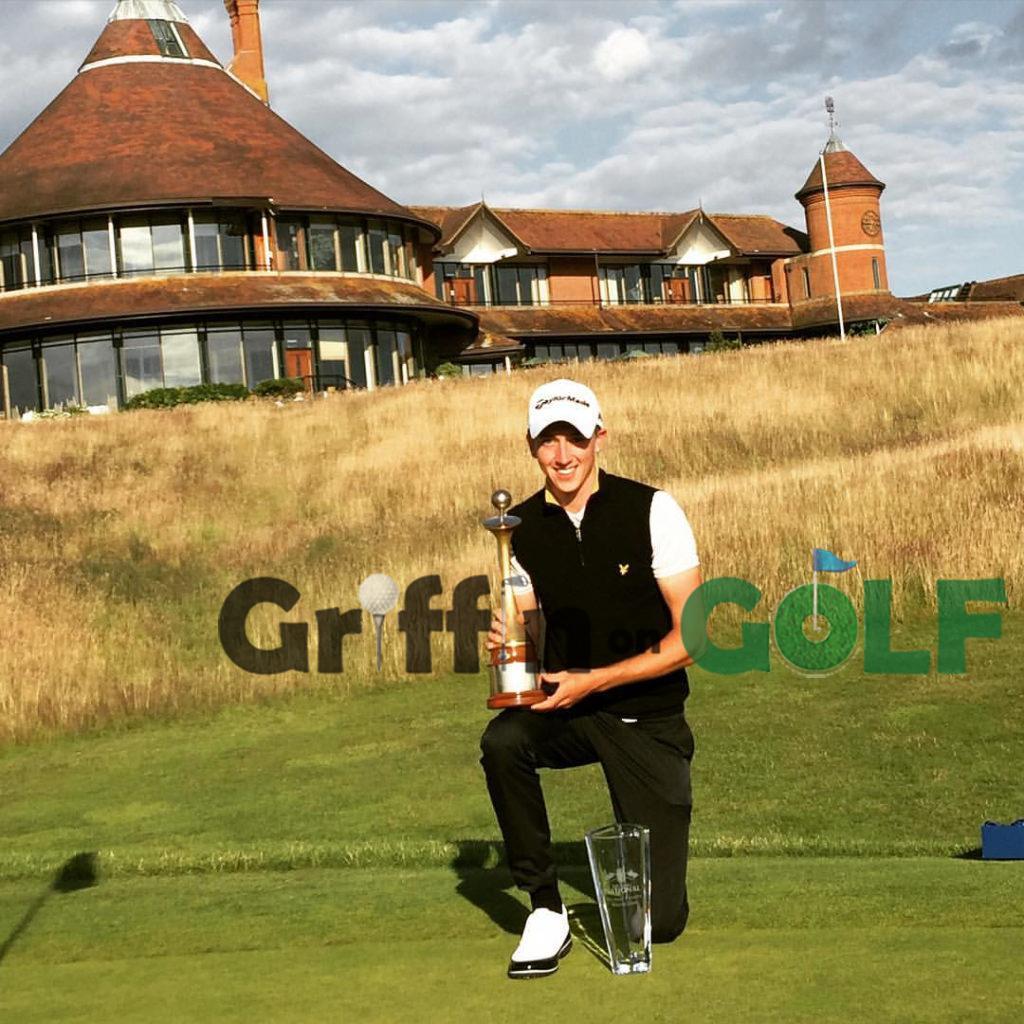 2016 Tillman Trophy winner Billy McKenzie