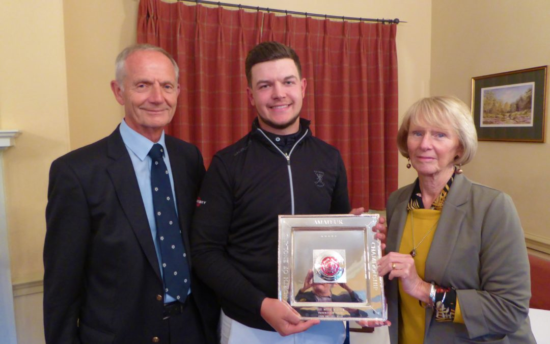 Sam Bairstow keeps North of England Open title in Yorkshire for fourth year in row at Alwoodley
