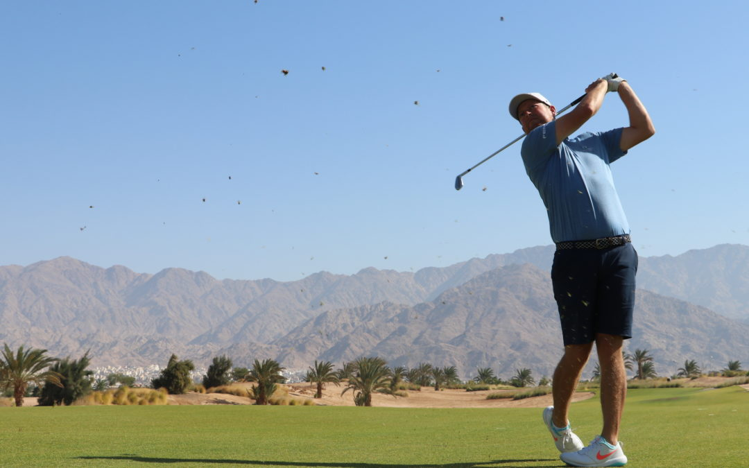 Essex's Allan and Knipes bid for Dubai Desert Classic start at MENA Tour's Journey to Jordan