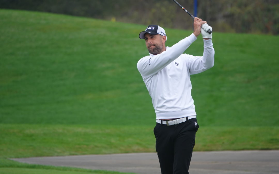 Woburn's Steve Lewton hits front with flawless 63 at Korn Ferry Q-School