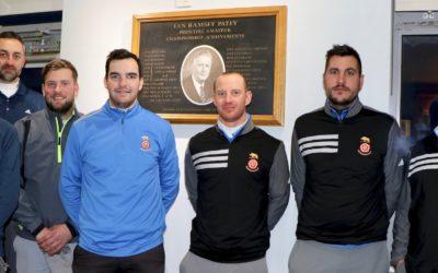 Why it smells like Team Spirit for new Hampshire Golf captain Neil Dawson
