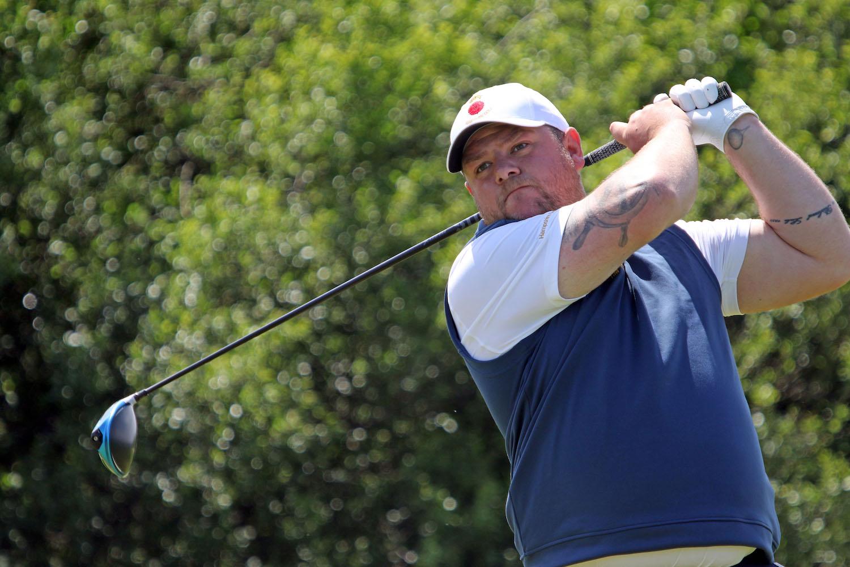 Stoneham Golf Club's Hampshire first-team player Ryan Moody