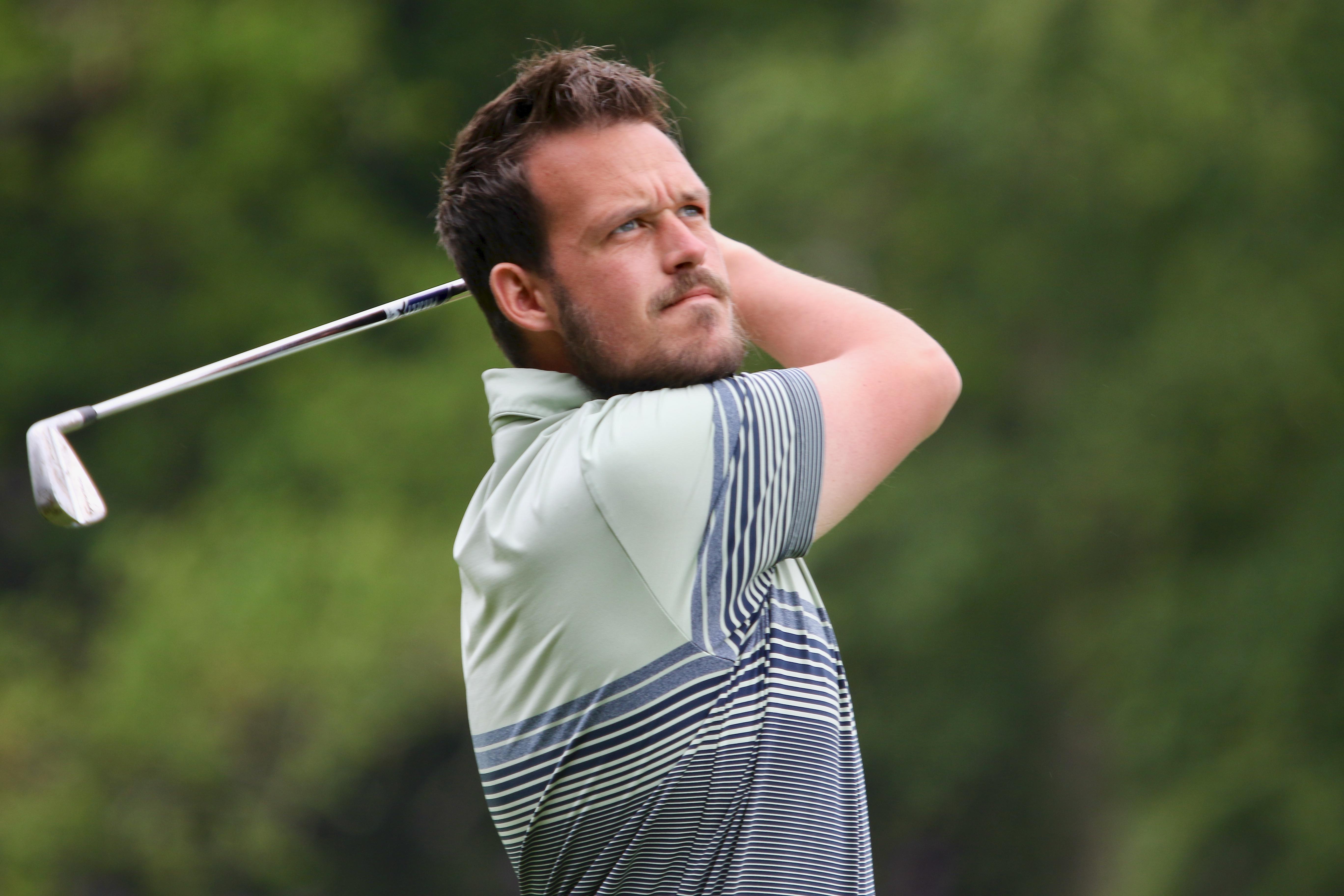 North Hants Golf Club's James Atkins