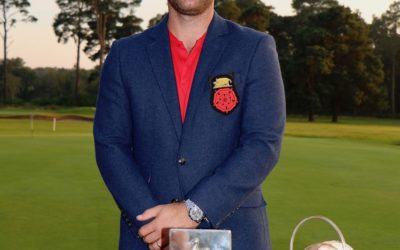 Burden's historic treble after Courage on last hole pays off