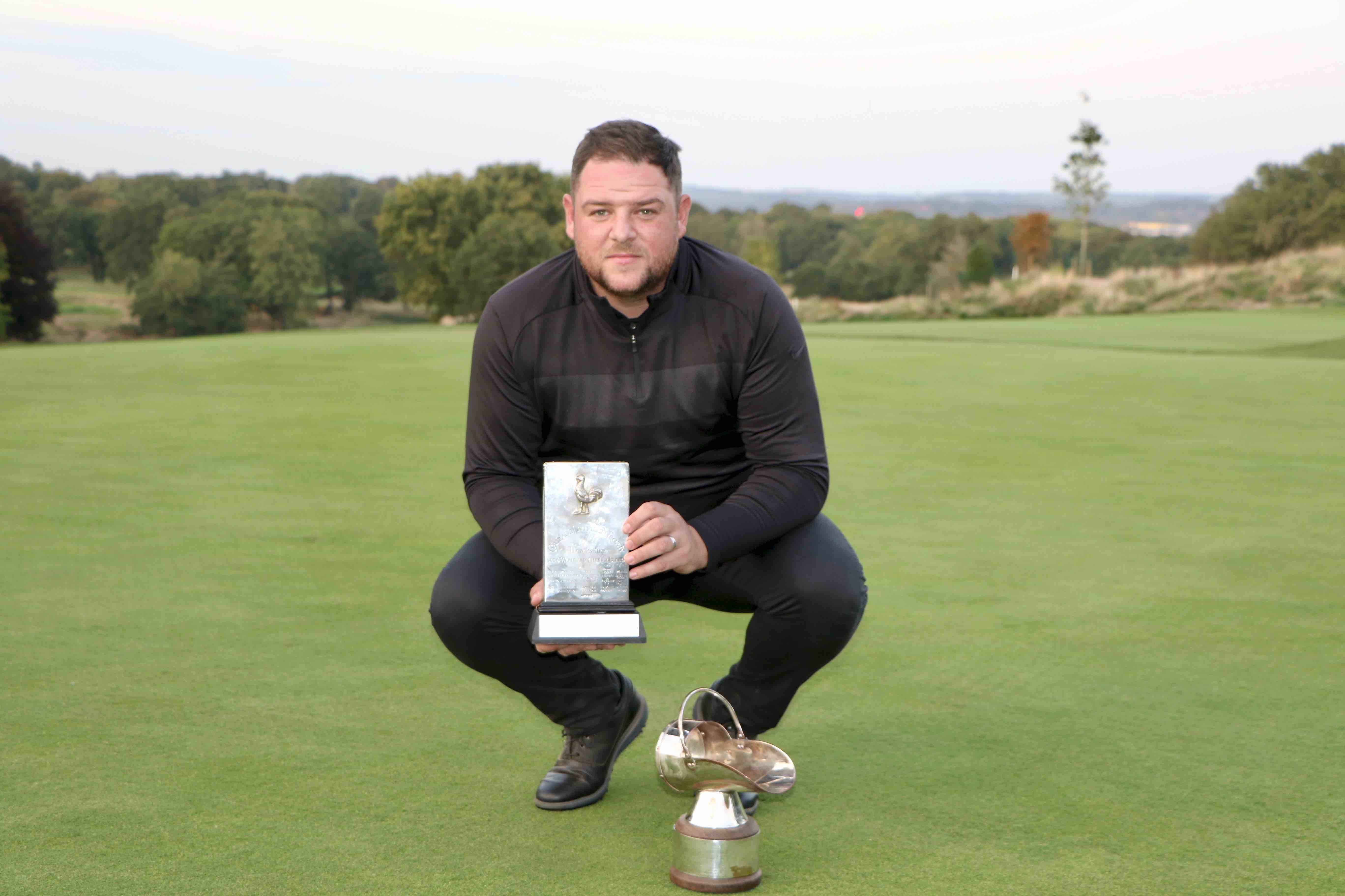 Ryan Moody Courage Trophy winner 2020